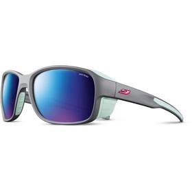 Julbo Monterosa 2 Spectron 3CF Sunglasses, gris/verde